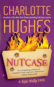 Nutcase by author Charlotte Hughes